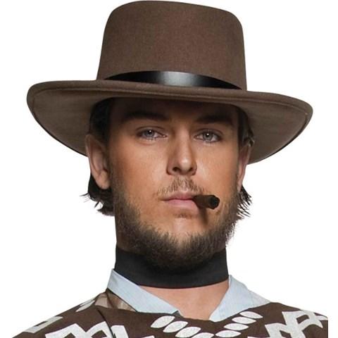 Western Cowboy Gunman Hat