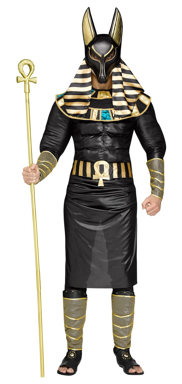 Image of Anubis The Jackal - Adult Egyptian Costume