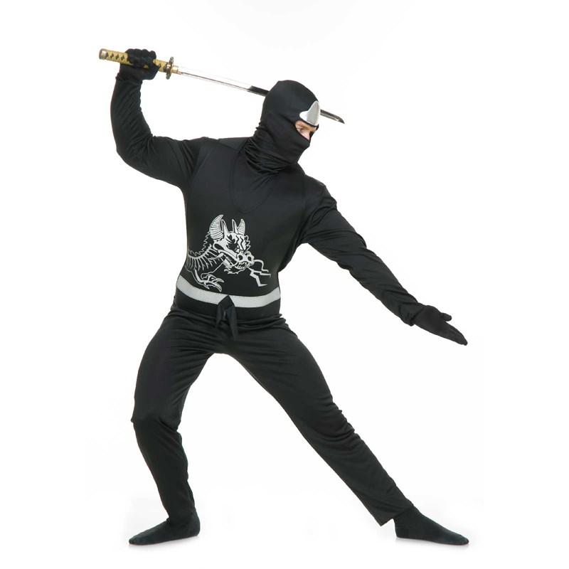Black Ninja Adult Avengers Series II Costume for the 2015 Costume season.