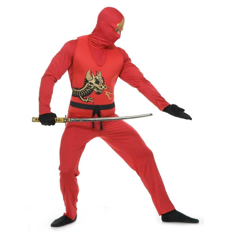 Red Ninja Adult Avengers Series II Costume for the 2015 Costume season.