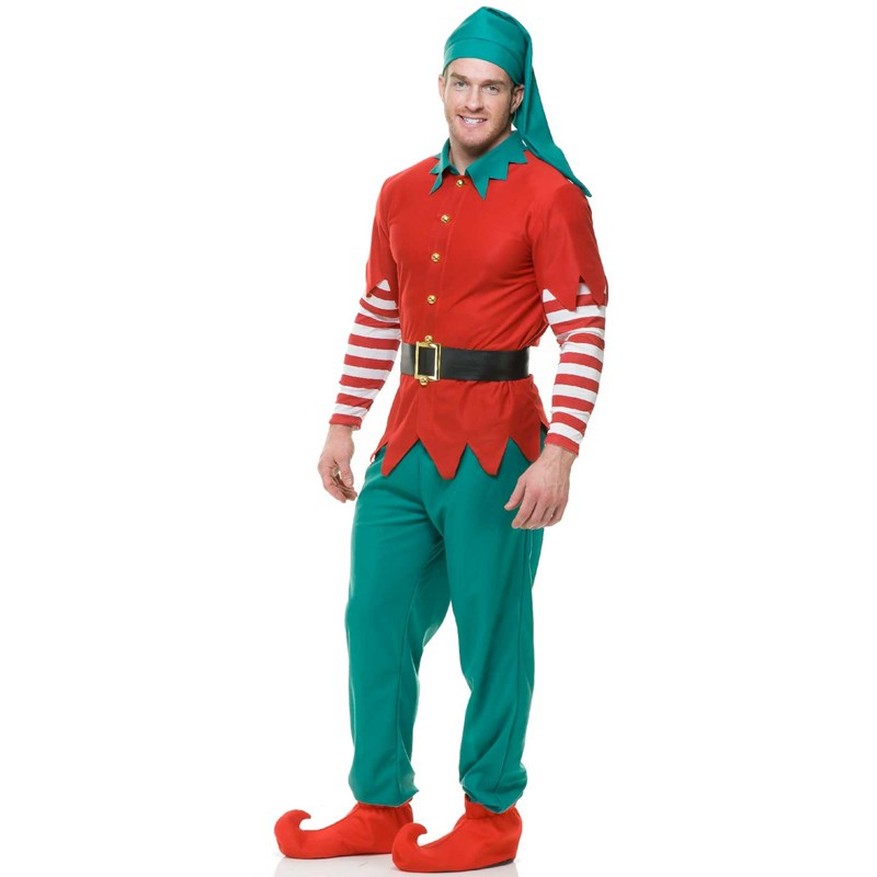 Holiday Adult Elf Costume for the 2015 Costume season.