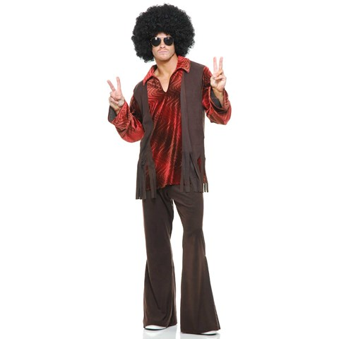 Haight Ashbury Hippie Costume