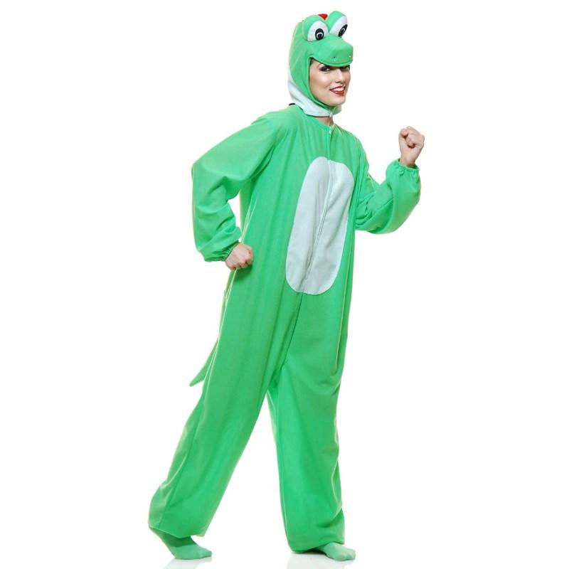Green Adult Yoshimoto Dragon Costume for the 2015 Costume season.