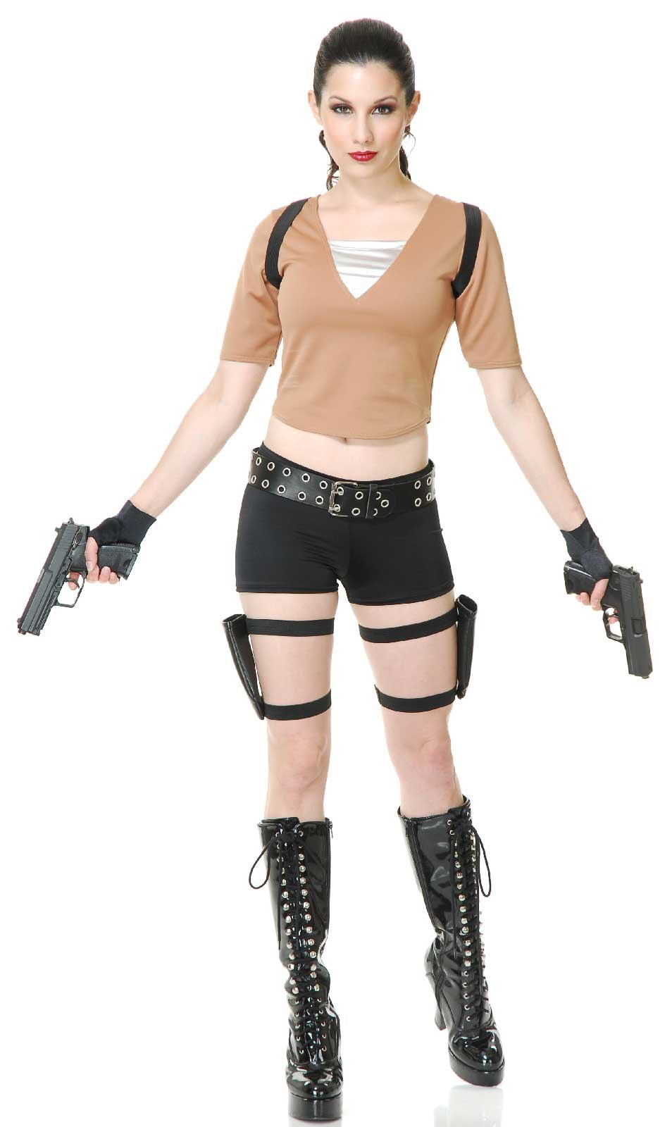 Tomb Fighter - Womens Costume