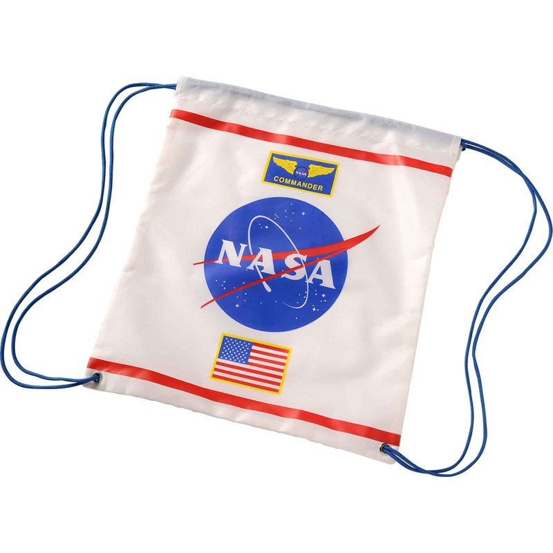 Astronaut Drawstring Backpack for the 2015 Costume season.