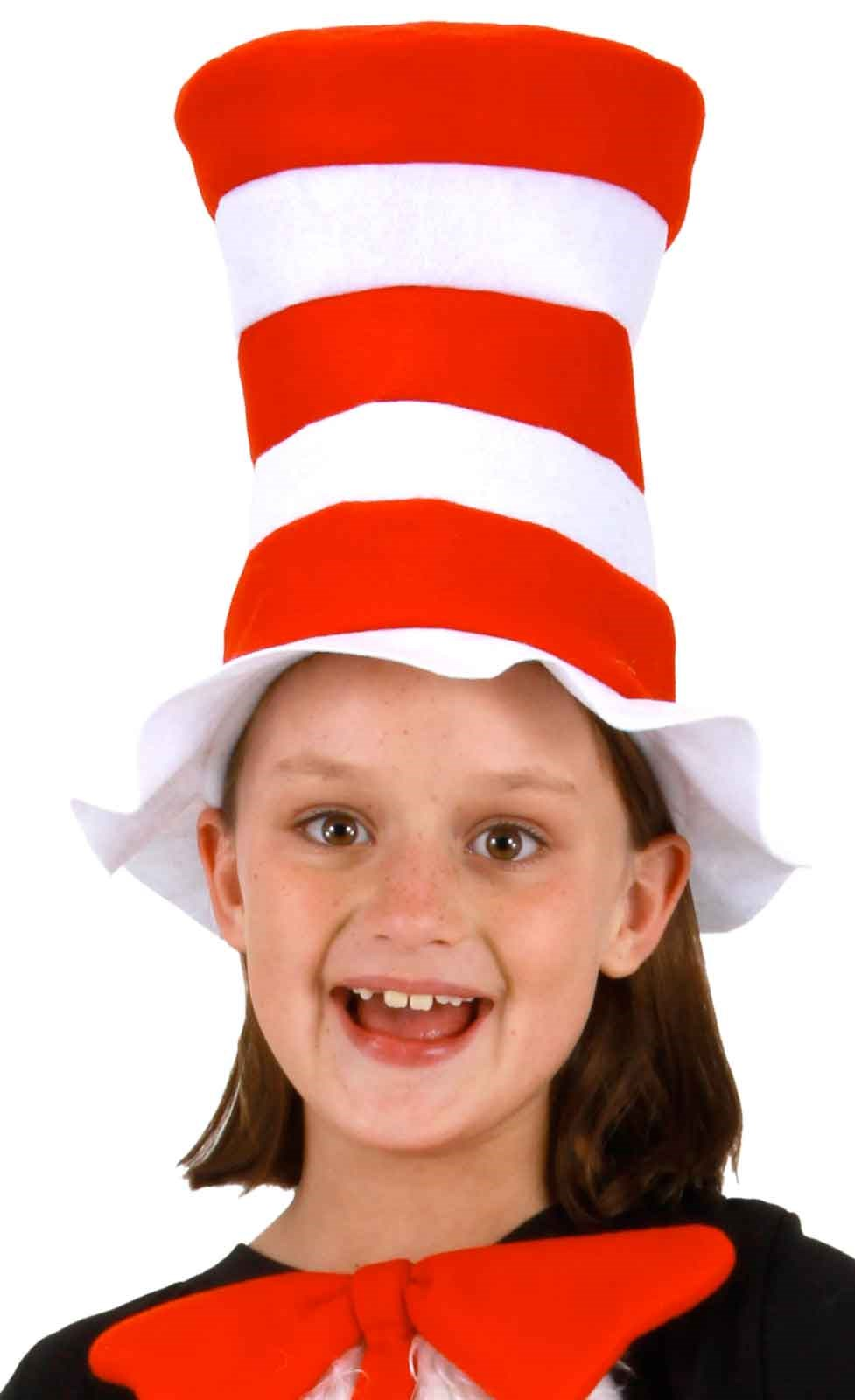 Dr. Seuss The Cat in the Hat Kids Felt Hat