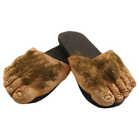 Big Old Hairy Feet