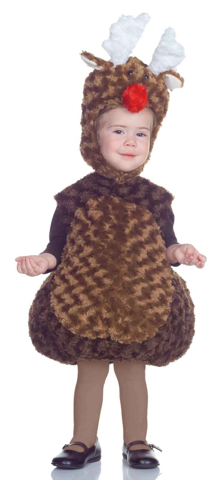 Reindeer Toddler/Child Costume
