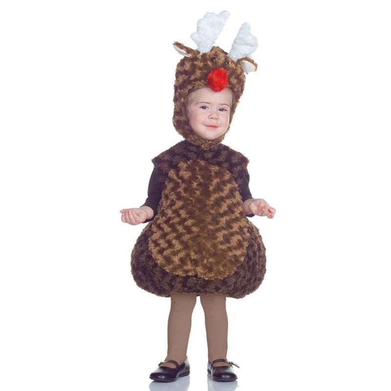Reindeer Toddler and Child Costume for the 2015 Costume season.