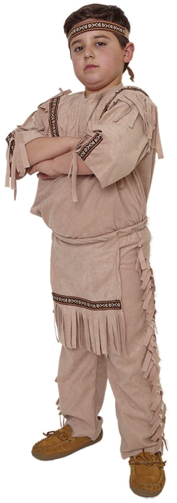 Image of Indian Boy Costume