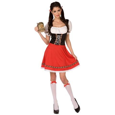 German Girl Dress - Adult Costume