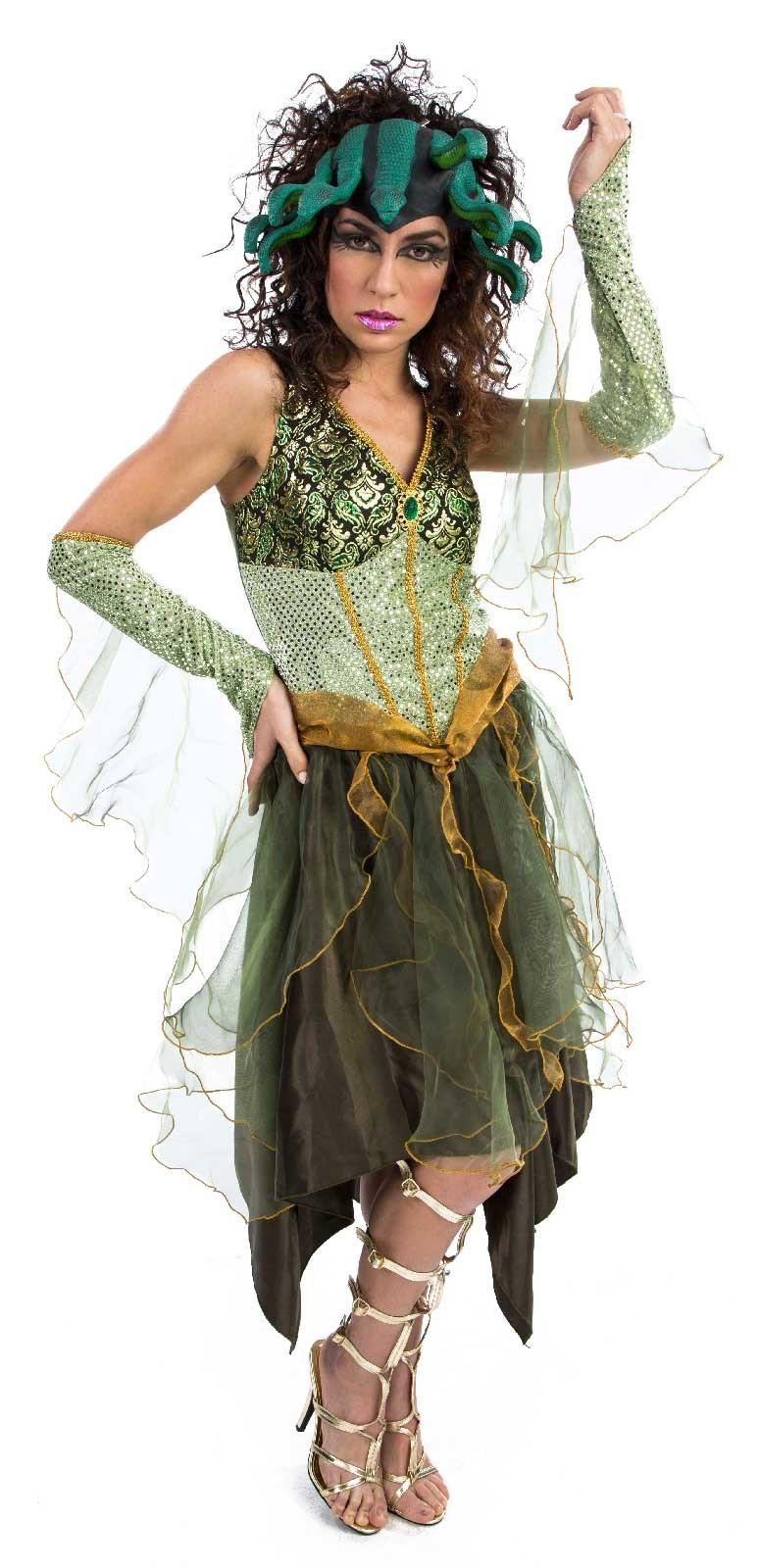 Mesmerizing Medusa Costume
