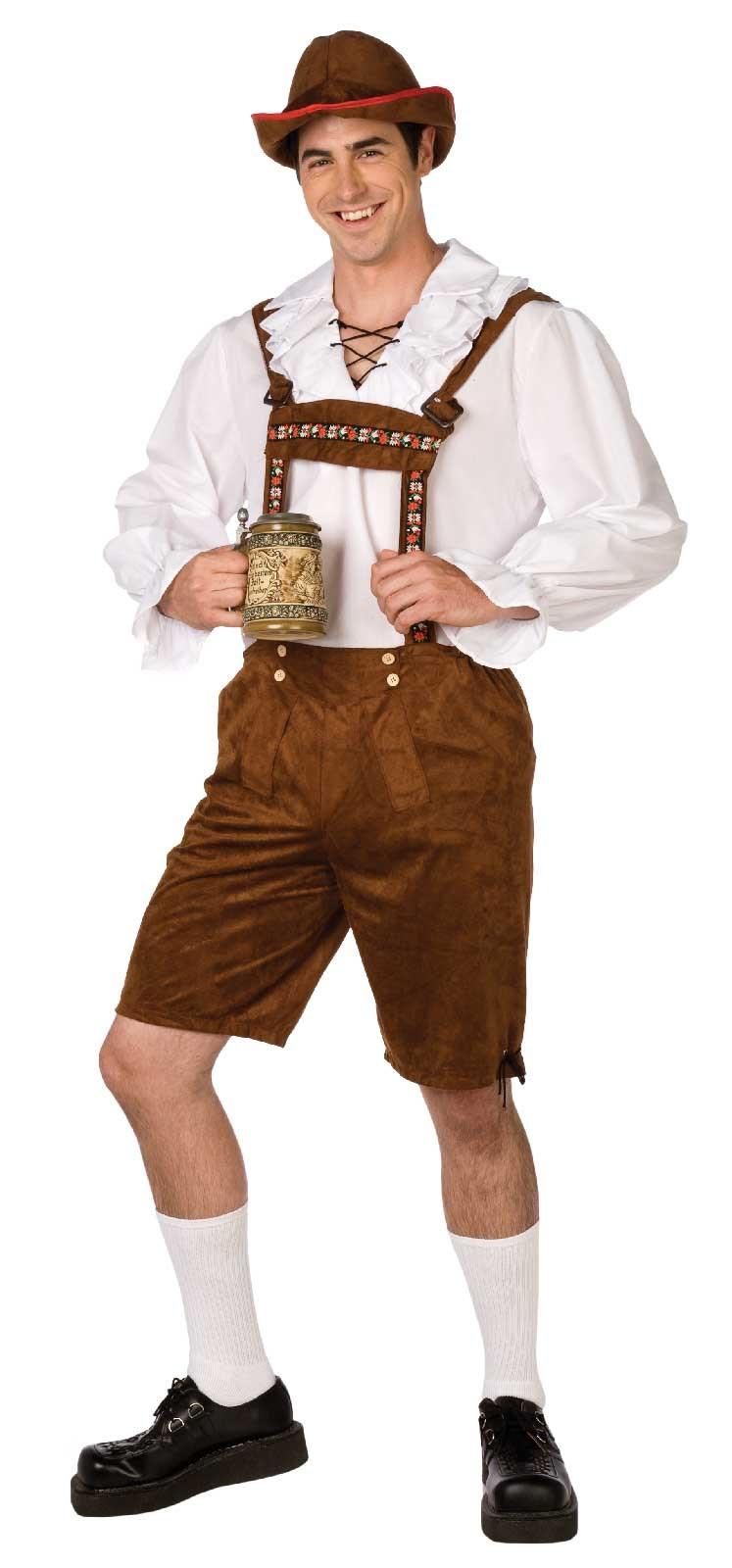 German Guy - Adult Costume