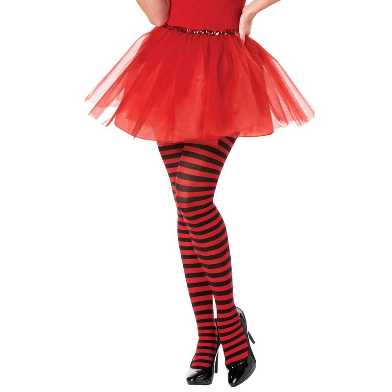 Red   Adult Tutu for the 2015 Costume season.