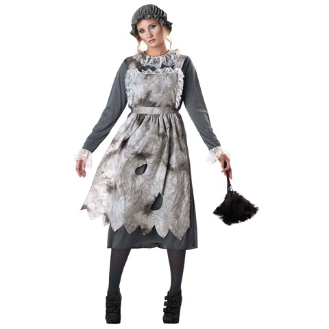 Victorian Womens Maid Outfit Costume