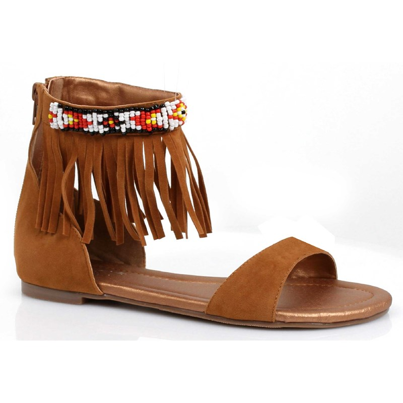 Hena Indian Womens Sandals for the 2015 Costume season.