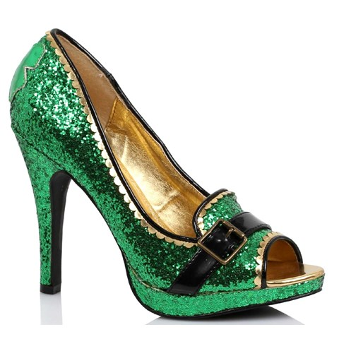 St Patricks Day - Patty Heel
