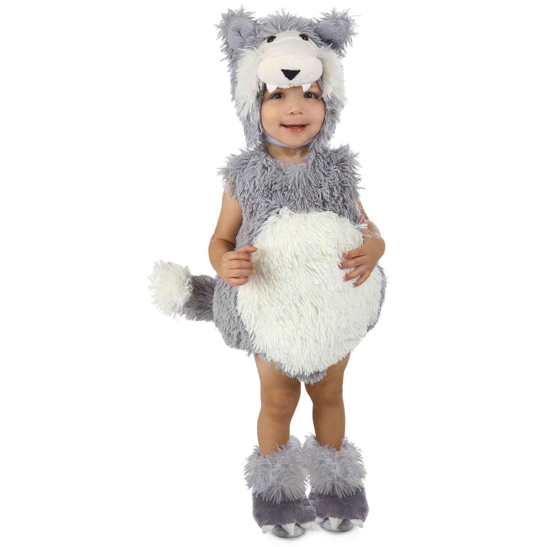 Vintage Wolf Infant/Toddler Costume