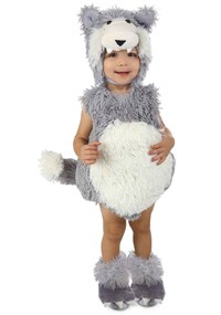 Click Here to buy Vintage Wolf Baby/Toddler Costume from BuyCostumes