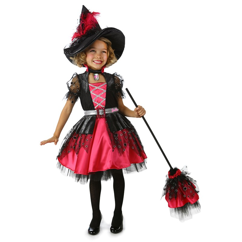 Deluxe Barbie Witch Costume for the 2015 Costume season.