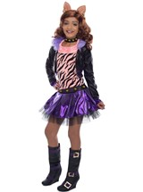 Click Here to buy Deluxe Monster High Clawdeen Wolf Costume from BuyCostumes
