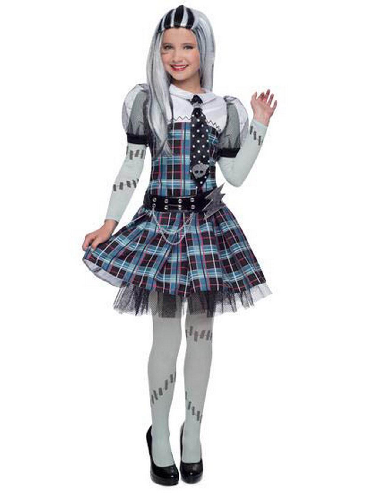 Deluxe Monster High Frankie Stein Costume