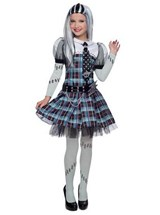 Click Here to buy Deluxe Monster High Frankie Stein Costume from BuyCostumes