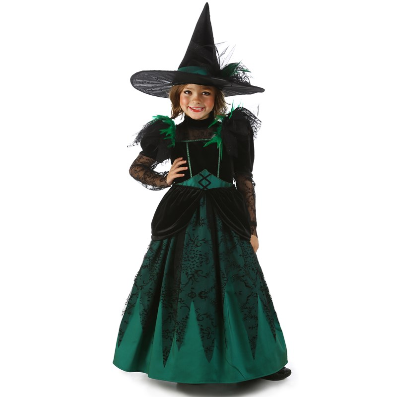 Wizard of Oz Pocket Deluxe Wicked Witch of the West Costume for the 2015 Costume season.