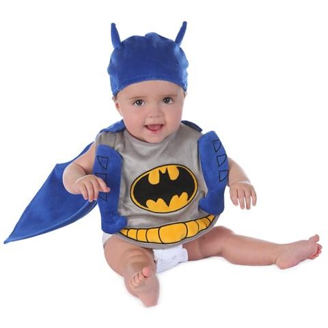 Batman Bib and Hat