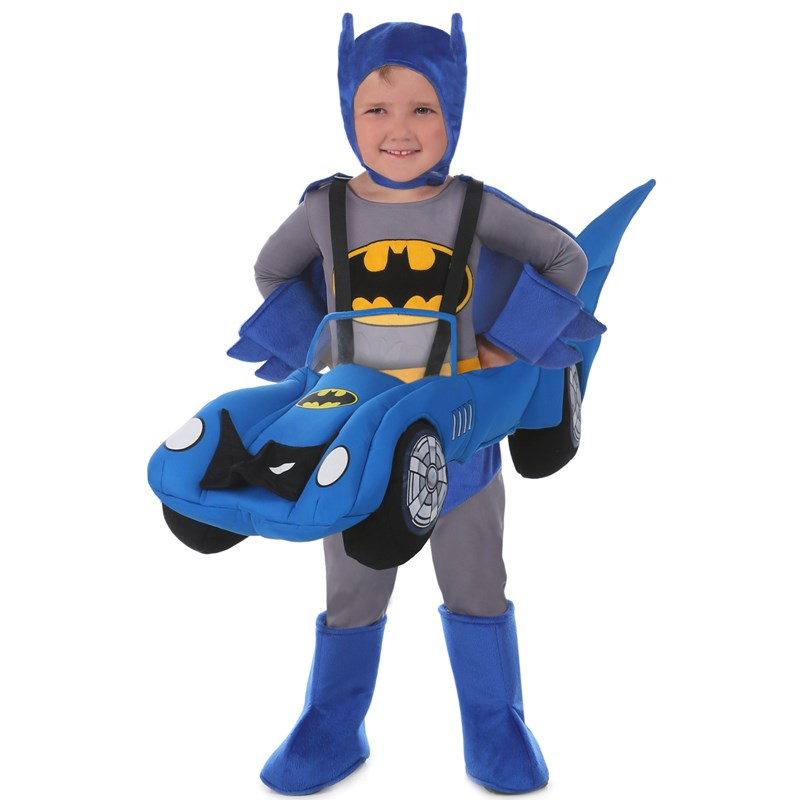 Ride in Batmobile for the 2015 Costume season.