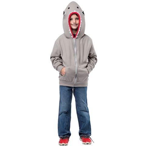 Kids Shark Hoodie