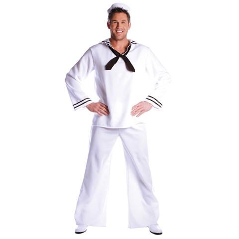 Plus Size Sailor Costume