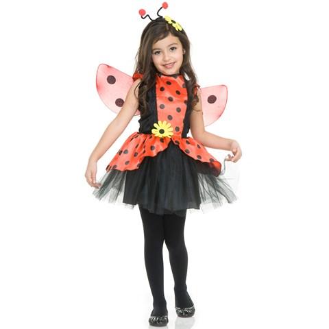 Lady Bug Toddler / Child Costume