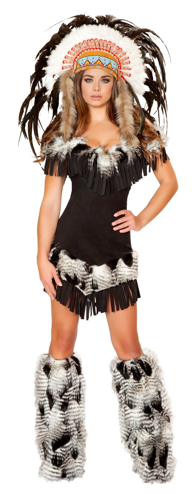 Image of Cherokee Womens Princess Indian Costume