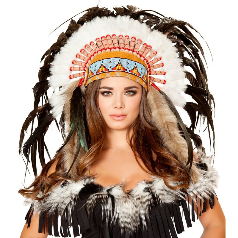 Native American Headdress for the 2015 Costume season.
