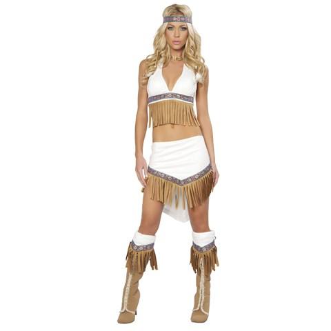 Wolf Hunter Womens Costume