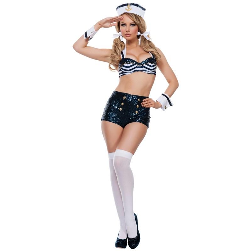 Seductive Womens Sailor Uniform for the 2015 Costume season.