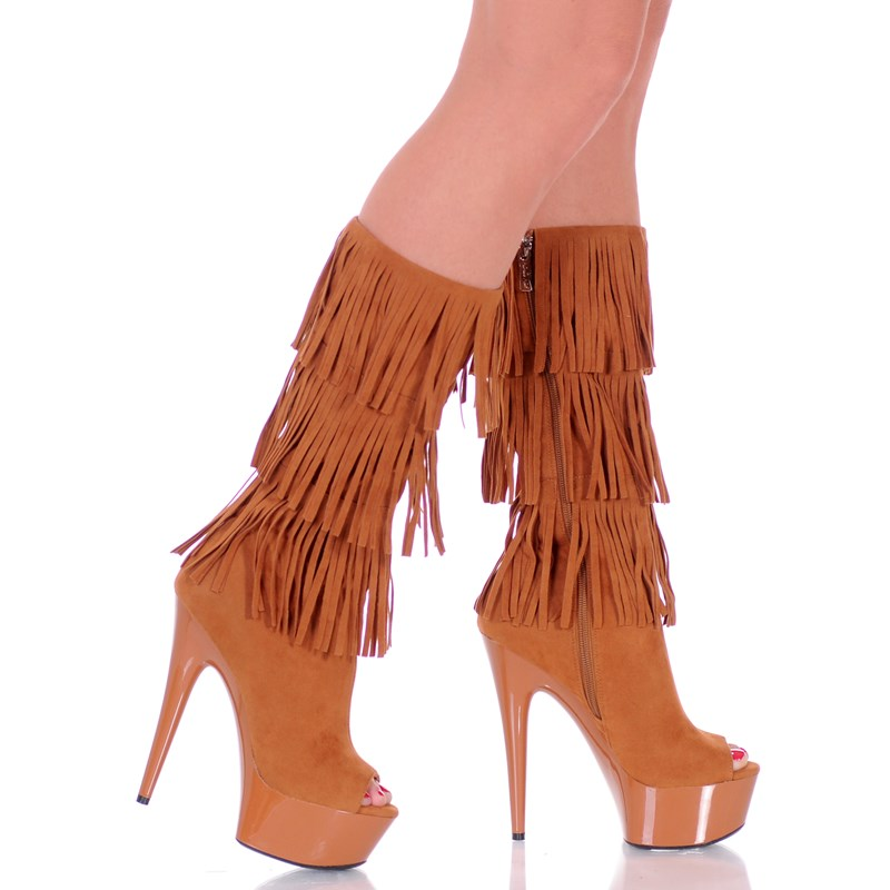 Sexy Indian Boots for the 2015 Costume season.
