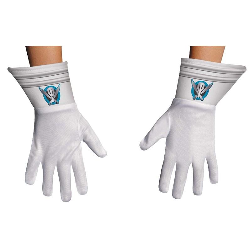 Power Ranger Super Megaforce Kids Gloves for the 2015 Costume season.