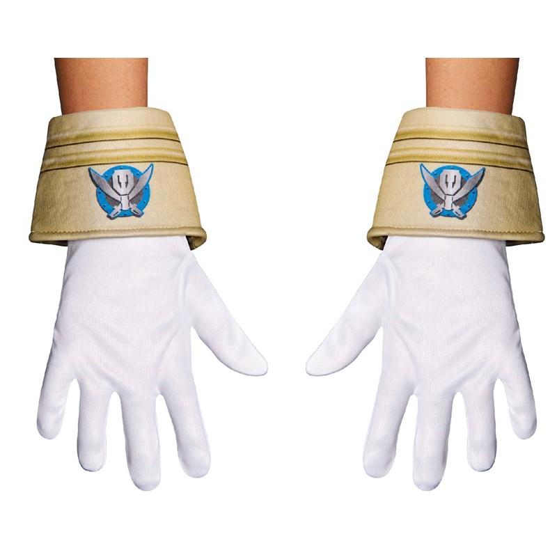 Power Ranger Super Megaforce Special Ranger Kids Gloves for the 2015 Costume season.