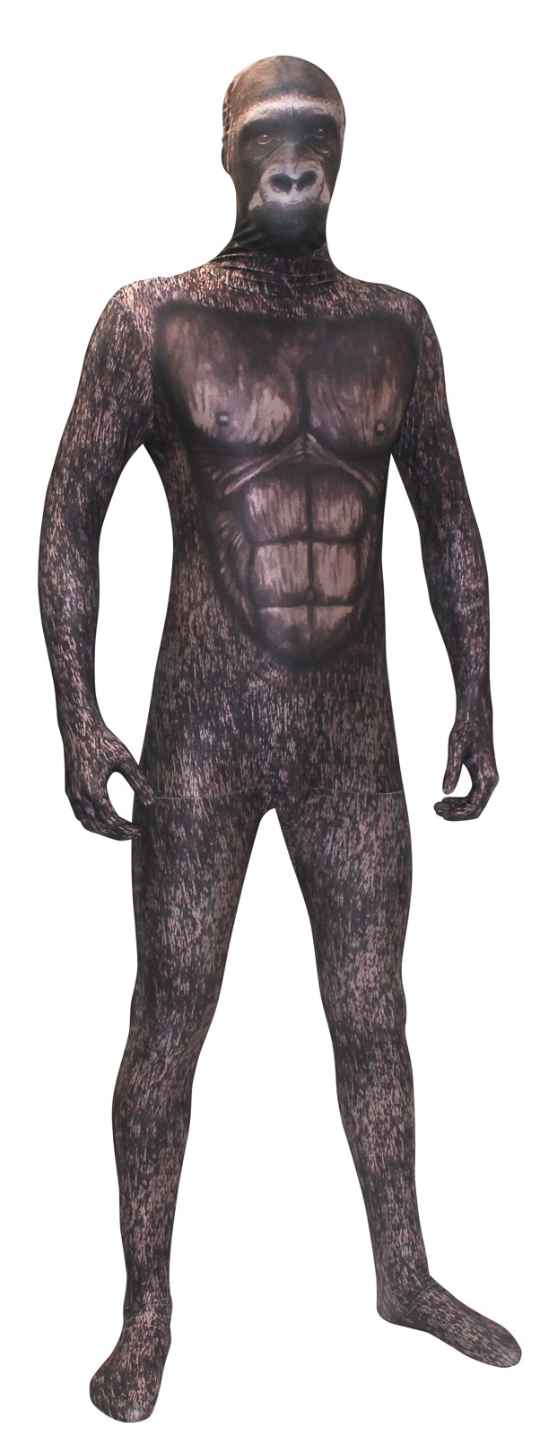 Image of Animal Planet - Silverback Gorilla Morphsuit