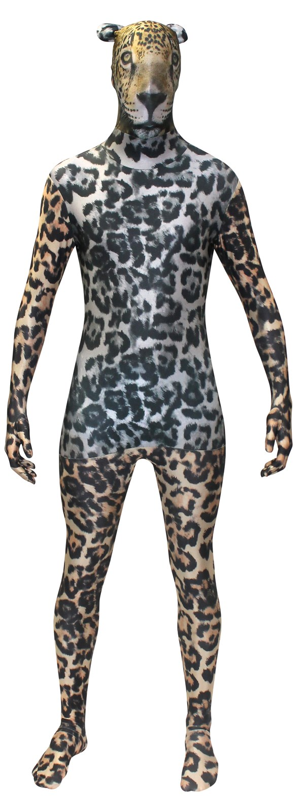 Image of Animal Planet - Jaguar Morphsuit