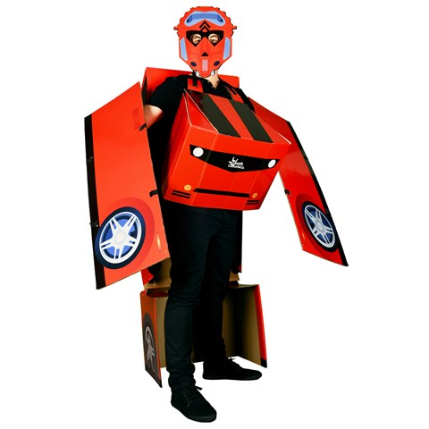 Transforming Morphmobile - Adult Costume