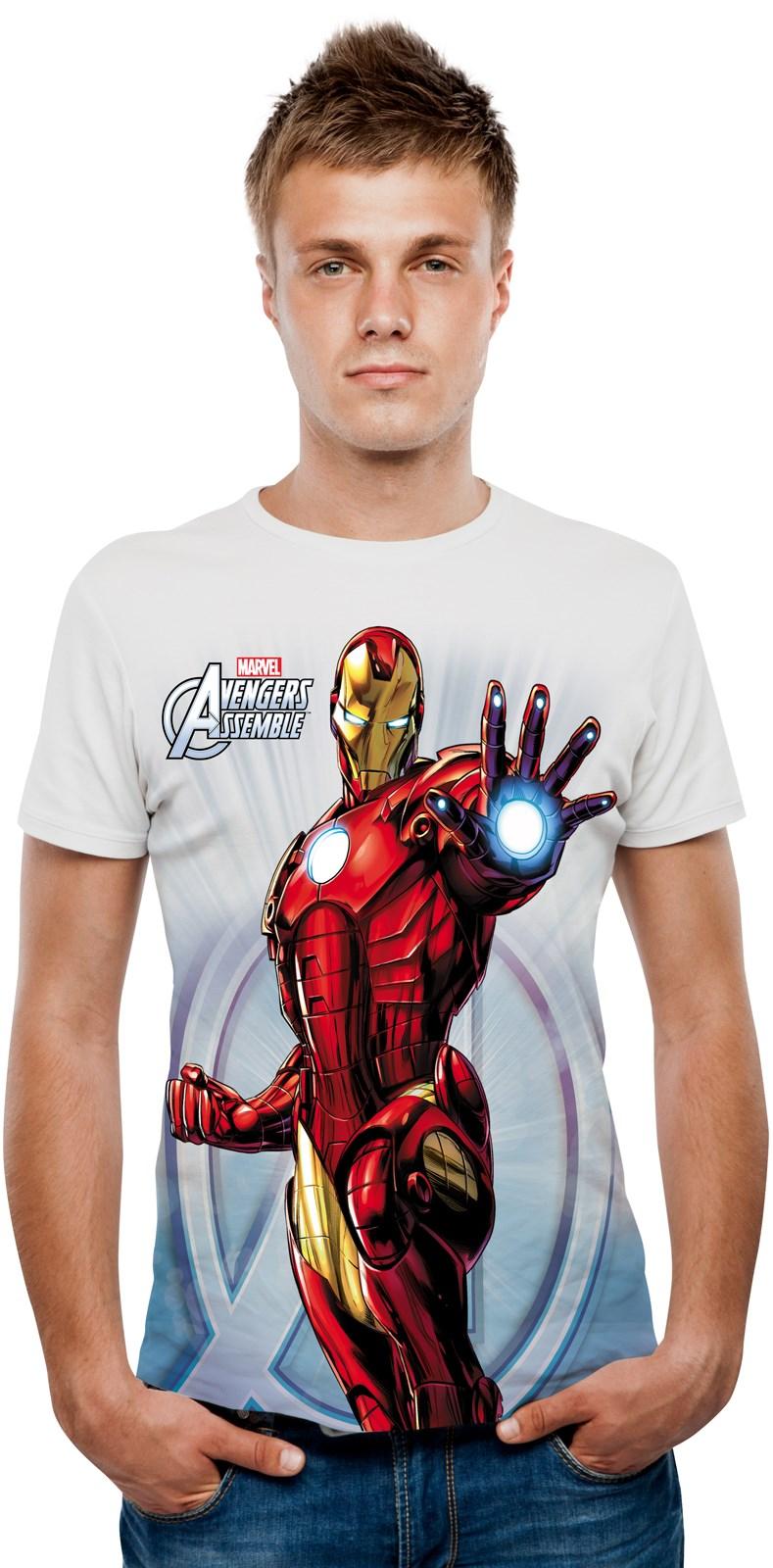 Marvel – Iron Man Digital T-Shirt