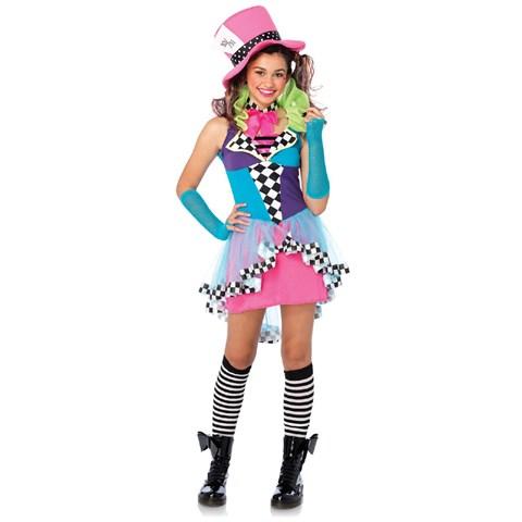 Deluxe Mayhem Mad Hatter Teen Costume