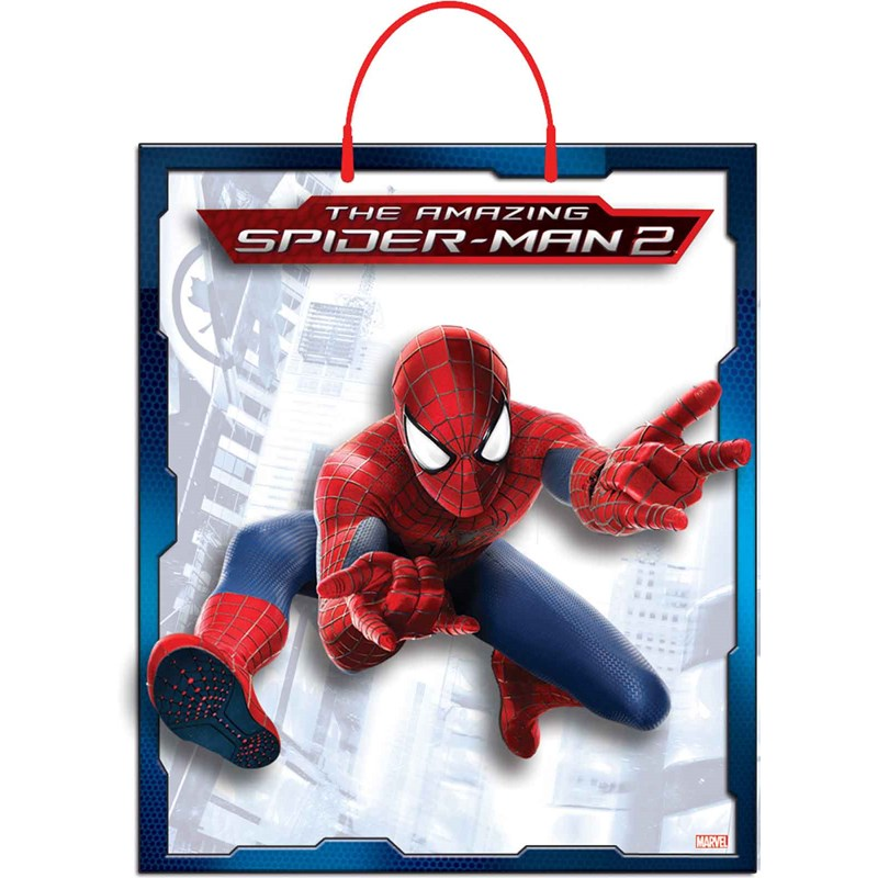 New Official The Amazing Spider Man 2 Movie Treat Bag for the 2015 Costume season.
