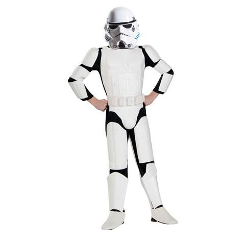 Star Wars Rebels - Deluxe Stormtrooper Child Costume