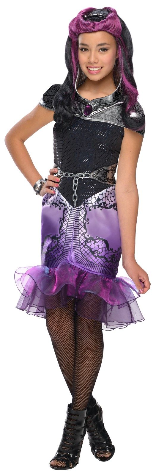 Ever After High - Raven Queen Child Costume