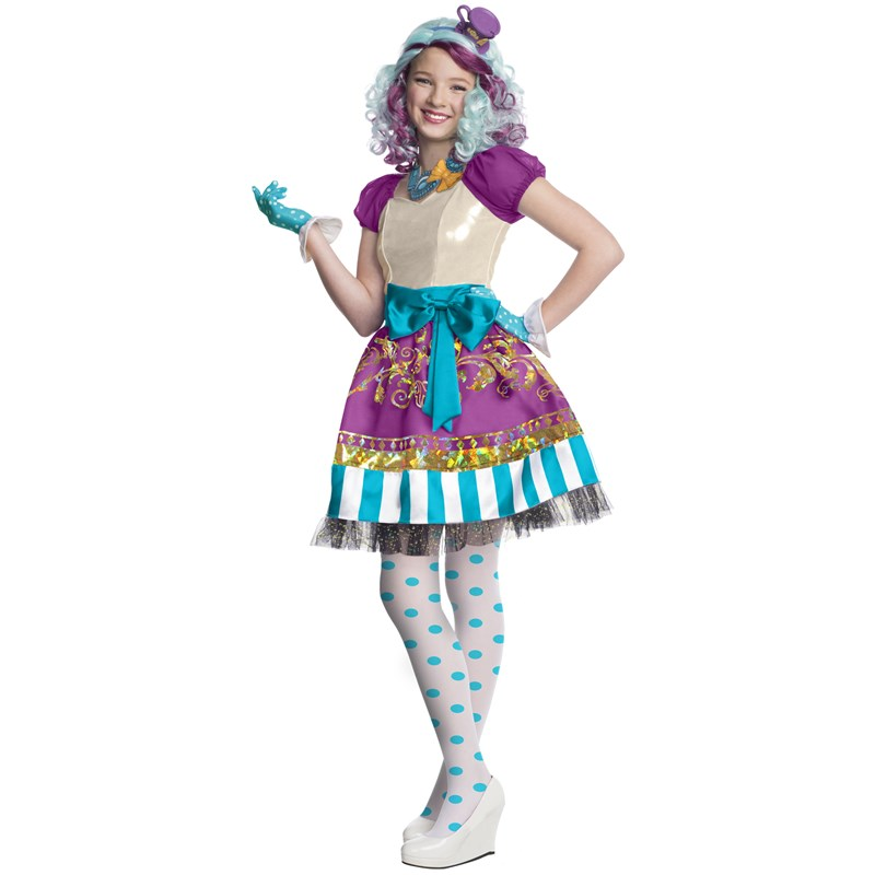 Ever After High   Madeline Hatter Child Costume for the 2015 Costume season.