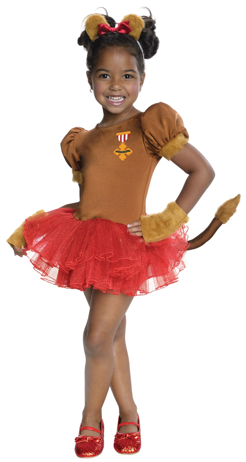 Wizard of Oz - Lion Tutu Girls Costume